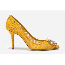 Dolce & Gabbana Pin Heels Party Style Elegant Style Formal Style