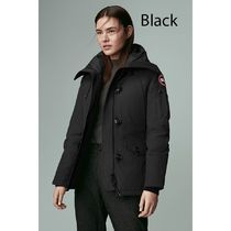 CANADA GOOSE MONTEBELLO  Fur Down Jackets