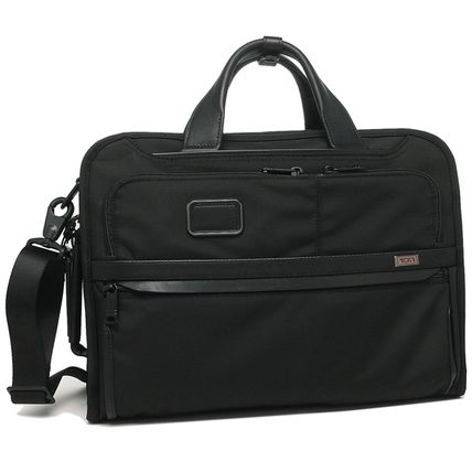 TUMI Nylon A4 3WAY Plain Business & Briefcases