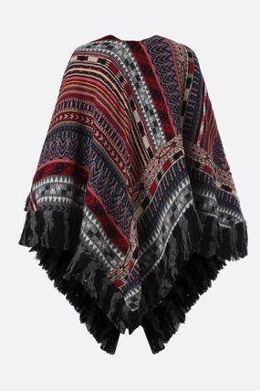 Wool Ponchos & Capes