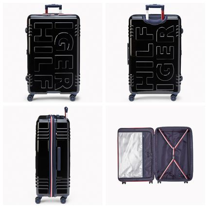 Tommy Hilfiger Unisex Hard Type TSA Lock Luggage & Travel Bags