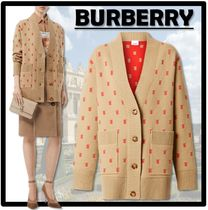 Burberry Casual Style Cardigans
