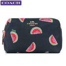 Coach Nylon Pouches & Cosmetic Bags