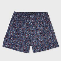 Paul Smith Flower Patterns Street Style Cotton Trunks & Boxers