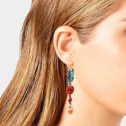 Costume Jewelry Party Style Halloween Earrings