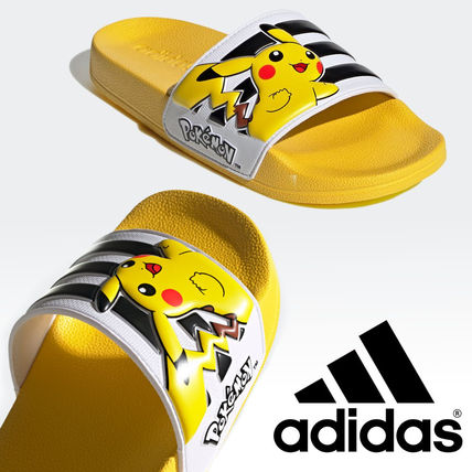 adidas Street Style Kids Girl Sandals