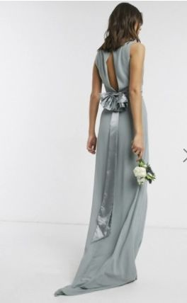 Maxi Sleeveless Plain Long Party Style Glitter Dresses