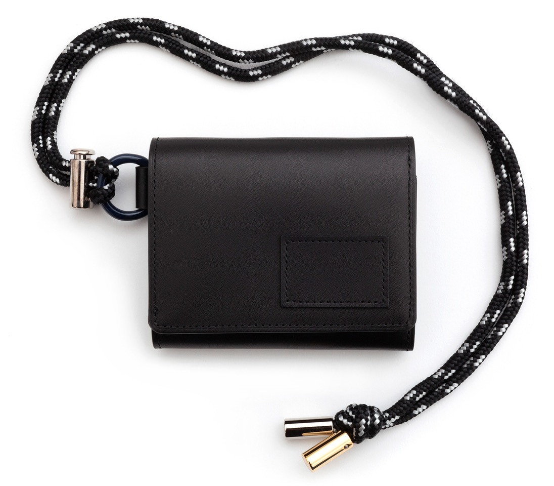 shop sacai wallets & card holders