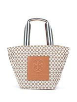 Tory Burch Stripes Flower Patterns Dots Casual Style Canvas
