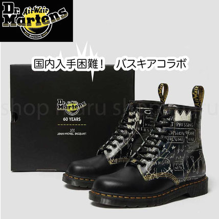 Dr Martens 1460 Unisex Street Style Leather Boots