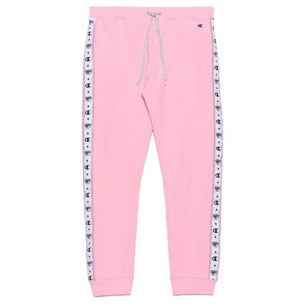 Casual Style Collaboration Cotton Pants