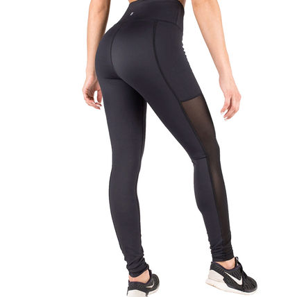 Casual Style Blended Fabrics Street Style Logo Bottoms