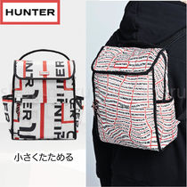 HUNTER Casual Style Nylon Street Style Bag in Bag A4 Office Style