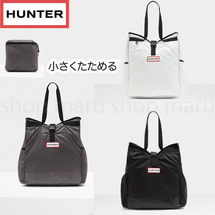 Casual Style Nylon Street Style Bag in Bag A4 Office Style