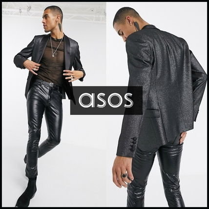 ASOS Blended Fabrics Street Style Suits