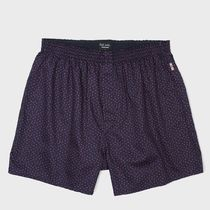Paul Smith Heart Street Style Cotton Trunks & Boxers