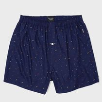 Paul Smith Street Style Cotton Logo Trunks & Boxers