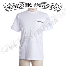 CHROME HEARTS More T-Shirts Street Style Graphic Prints T-Shirts 5