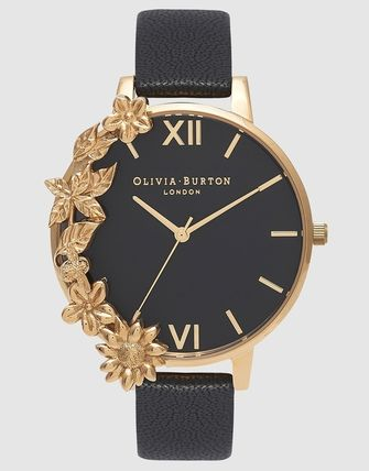 Casual Style Party Style Quartz Watches Elegant Style
