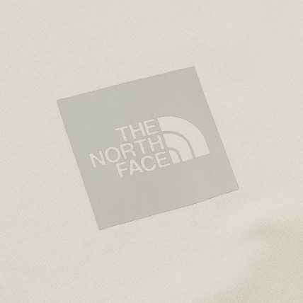 THE NORTH FACE Sweatshirts Crew Neck Pullovers Unisex Street Style Long Sleeves Cotton 17