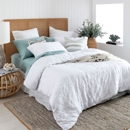 Plain Comforter Covers Morroccan Style Scandinavian Style
