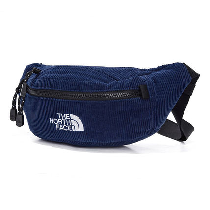 THE NORTH FACE WHITE LABEL Casual Style Unisex Street Style Plain Logo Bags
