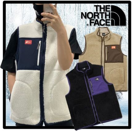 THE NORTH FACE Outdoor Street Style Vests & Gillets