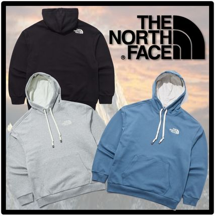 THE NORTH FACE Hoodies Unisex Street Style Outdoor Hoodies