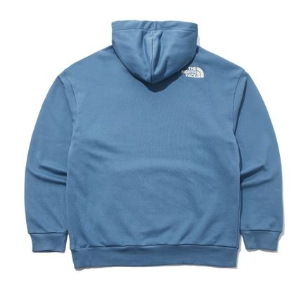 THE NORTH FACE Hoodies Unisex Street Style Outdoor Hoodies 3