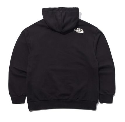 THE NORTH FACE Hoodies Unisex Street Style Outdoor Hoodies 11