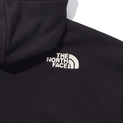 THE NORTH FACE Hoodies Unisex Street Style Outdoor Hoodies 14