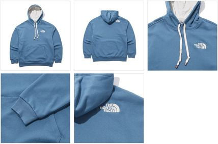 THE NORTH FACE Hoodies Unisex Street Style Outdoor Hoodies 15