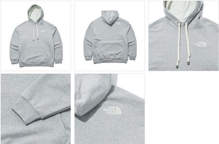 THE NORTH FACE Hoodies Unisex Street Style Outdoor Hoodies 16