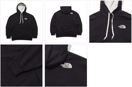 THE NORTH FACE Hoodies Unisex Street Style Outdoor Hoodies 17