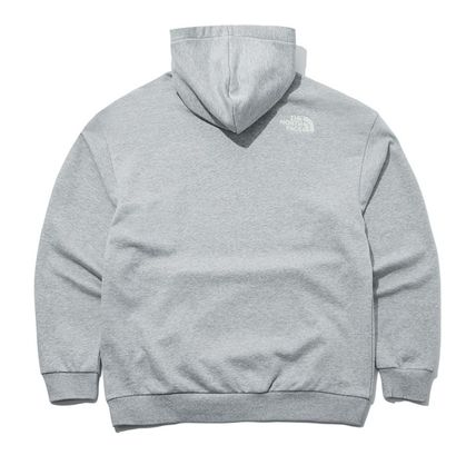 THE NORTH FACE Hoodies Unisex Street Style Outdoor Hoodies 18