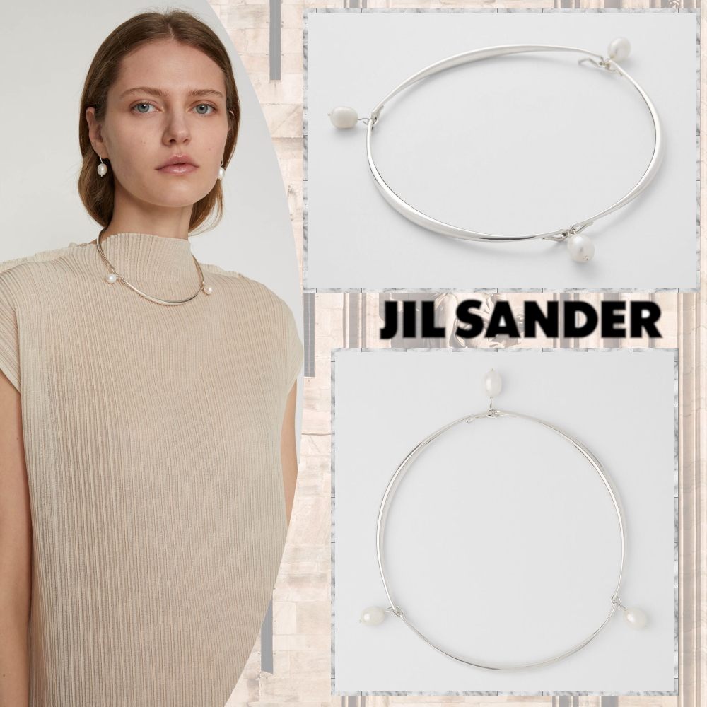 shop jil sander jewelry