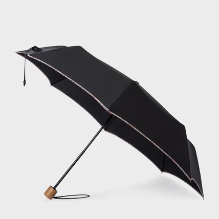 Paul Smith Stripes Logo Umbrellas & Rain Goods