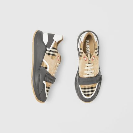 Burberry Street Style Activewear Shoes