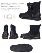 UGG Australia Suede Plain Leather Boots