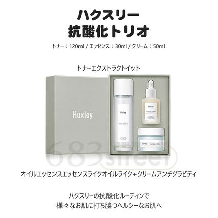 Huxley Pores Upliftings Acne Whiteness Lotions & Creams