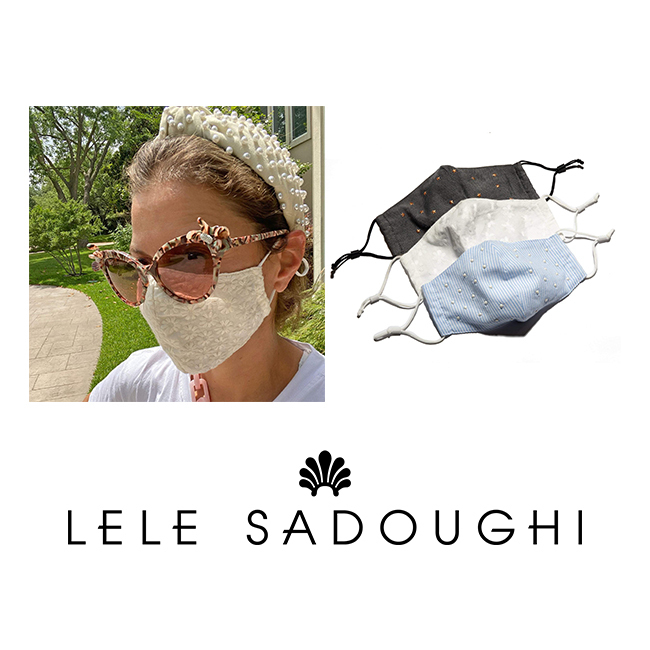 shop lele sadoughi accessories