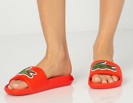 LACOSTE Street Style Sandals