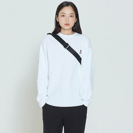 Casual Style Unisex Street Style A4 2WAY Plain Office Style