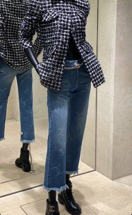 CHANEL ICON Jeans