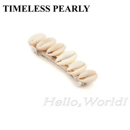 TIMELESS PEARLY More Hair Accessories Casual Style Elegant Style Hair Accessories