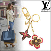 Louis Vuitton Blooming Flowers Bag Charm And Key Holder