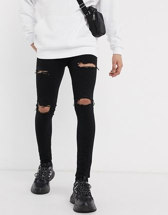 ASOS More Jeans Street Style Jeans 2