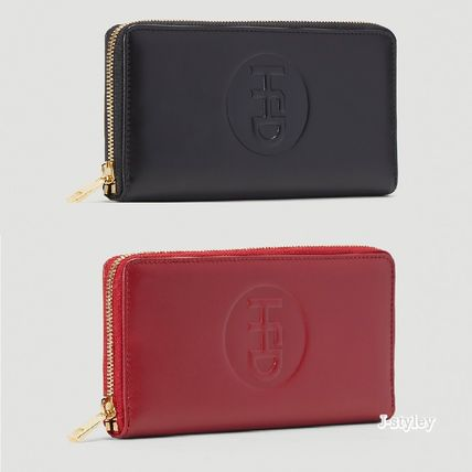 Leather Long Wallet  Long Wallets