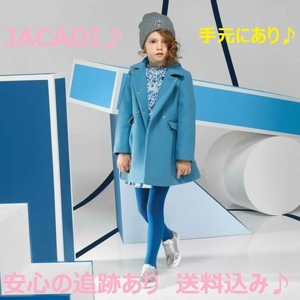 Kids Girl wool coat JACADI