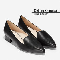 Cole Haan Plain Party Style Office Style Elegant Style Formal Style